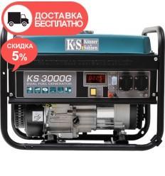Генератор бензино-газовый Konner&Sohnen KS 3000G