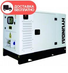 Электростанция Hyundai DHY 11KSEm + ATS