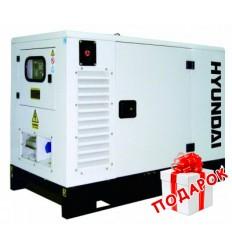Электростанция Hyundai DHY 18KSEm + ATS