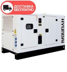 Электростанция Hyundai DHY 45KSEm + ATS