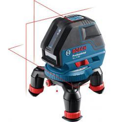 Линейный лазерный нивелир Bosch GLL 3-50 Professional с держателем BM 1 и приемником LR 2