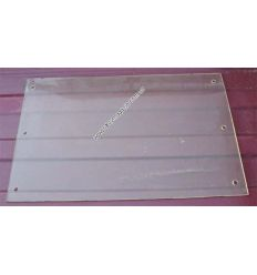 Коврик для уплотнения плитки 640х460 мм (с комплектом крепления)