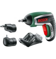 Аккумуляторный шуруповерт Bosch IXO full