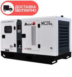 Дизельный генератор Matari MC20