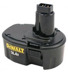 Аккумулятор DeWalt DE9094 NiCd 14.4В, 1.3 А/ч, 3000 циклов