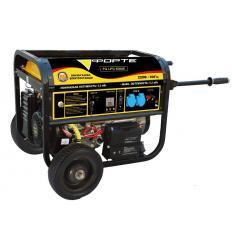Бензиново-газовый генератор Forte FG LPG 6500E