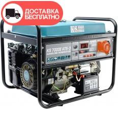 Генератор бензиновый Konner&Sohnen KS 7000E ATS-3