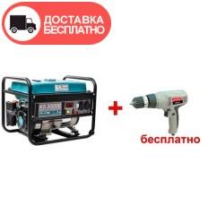 Генератор бензиновий Konner&Sohnen KS 3000-G + Шуруповерт сетевой Арсенал Ш-600 в подарок