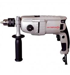 Дрель ударная Интерскол ДУ-13/820 ЭР