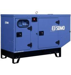 Дизельный генератор SDMO T 9 KM (Электростарт)