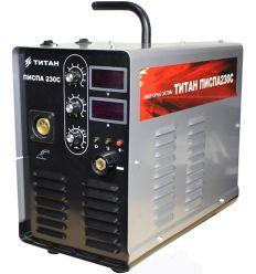 Сварочный инверторный полуавтомат Титан ПИСПА230С