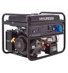 Бензино-газовый генератор Hyundai HHY 7000FGE