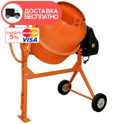 Бетономешалка Кентавр БМ-180Е