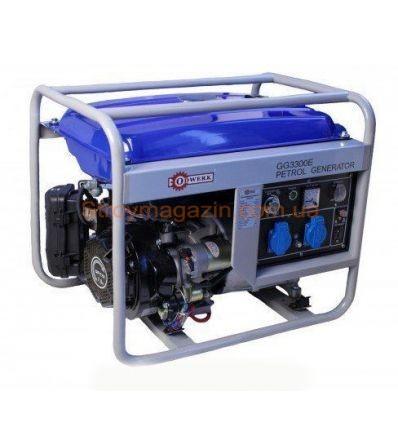 Генератор бензиновый Odwerk GG-3300E
