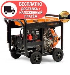 Дизельний генератор Daewoo DDAE 9000DXE-3