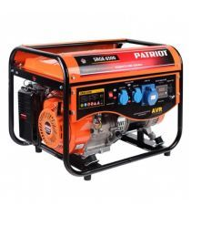 Бензиновый генератор Patriot SRGE 6500