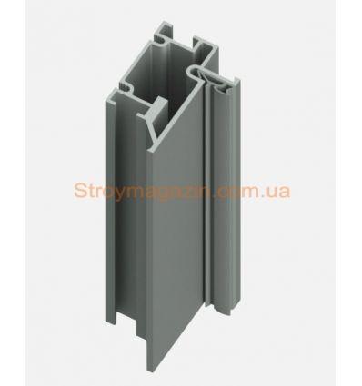 Алюминиевый короб для скрытой двери Стандарт