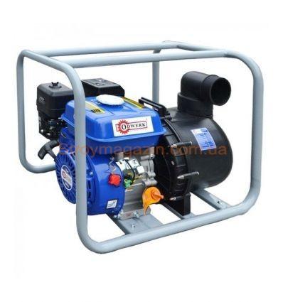 Мотопомпа для химических жидкостей ODWERK GPС 80