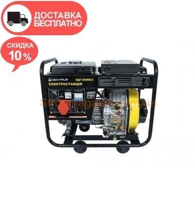 Дизельный генератор Кентавр КДГ 505ЕК/3