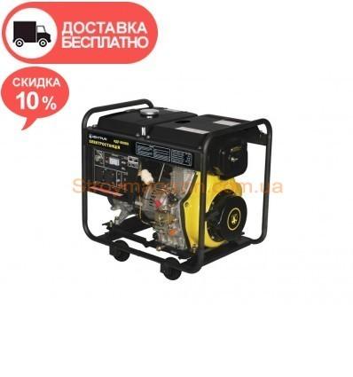 Дизельный генератор Кентавр КДГ505ЕК