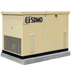Газовый генератор SDMO RES 18 EC + Автостарт