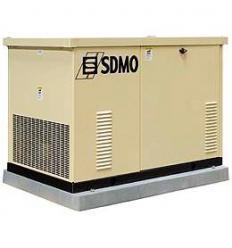 Газовый генератор SDMO RES 12 TEC + Автостарт