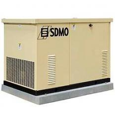 Газовый генератор SDMO RES 16 TEC + Автостарт