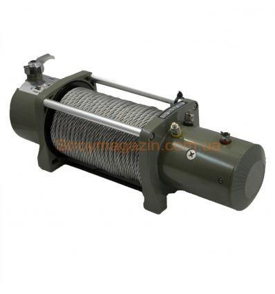 Электрическая автомобильная лебедка Титан PAL10000