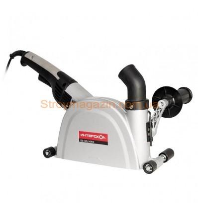 Штроборез Интерскол ПД-125/1400Э