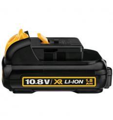 Аккумулятор DeWalt DCB123, Li-Ion, 10.8 V, 1.5 Ач.