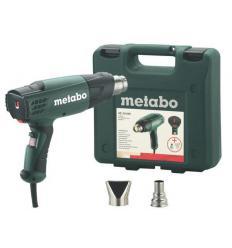 Фен технический Metabo HE 20-600+кофр