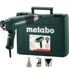 Фен технический Metabo HE 23-650 Control+кофр
