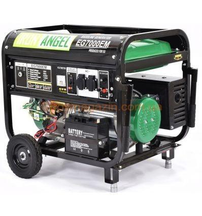 Генератор бензиновый Iron Angel EG 7000 EM