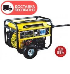 Бензиновый генератор Кентавр КБГ 505ЭКР