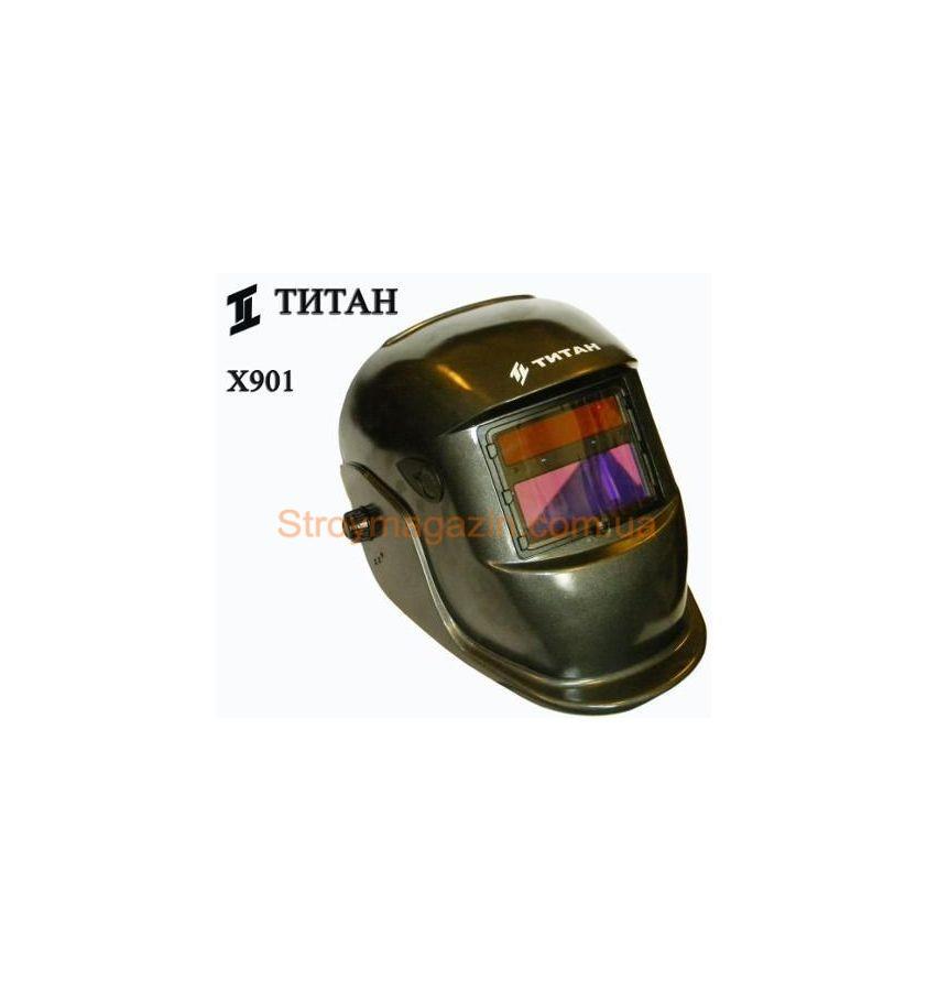 Маска сварщика хамелеон Титан Х901