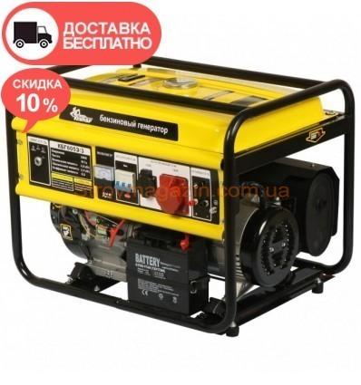 Бензиновый генератор Кентавр КБГ 605Э/3
