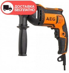 Ударная дрель AEG SBE 705 RE