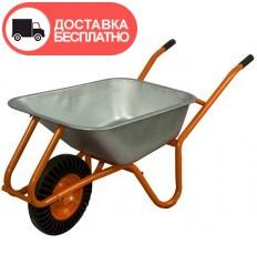 Тачка строительная одноколесная 100/180К