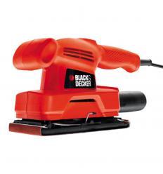Вибрационная шлифовальная машина Black&Decker KA300