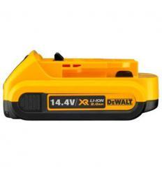 Аккумулятор DeWalt DCB143, Li-Ion, 14.4V, 2.0 А\ч.