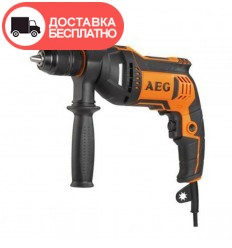 Дрель AEG BE 750 RE