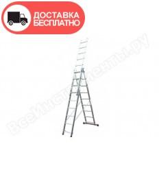 Лестница универсальная 3-х составная 3х9