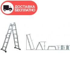 Лестница трансформер Кентавр 4-Х составная 4х4