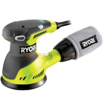 Эксцентриковая шлифовальная машина RYOBI ERO2412VHG
