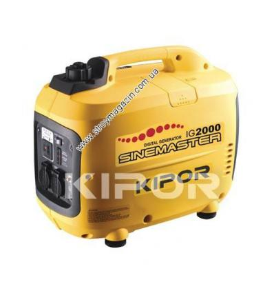 Инверторный бензиновый генератор Kipor IG2000