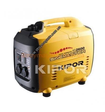 Инверторный бензиновый генератор Kipor IG2600