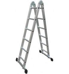 Лестница универсальная двухсекционная Кентавр 2х6