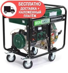 Дизельный генератор Iron Angel EGD 5000CLE