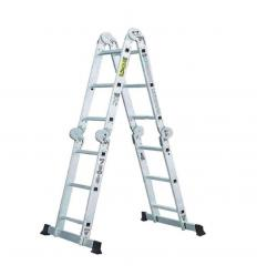 Шарнирная лестница-трансформер Werk LC2416 (4х4)