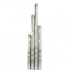 Центробежный многоступенчатый скважинный насос Насосы+Оборудование 75QJD110-0,25